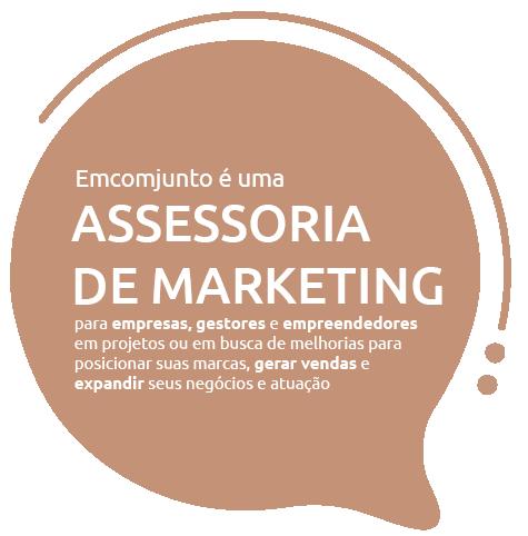 Emcomjunto Assessoria de marketing
